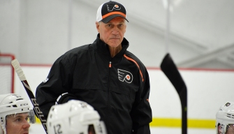 Rick Wilson Says Believe in the Flyers' Coaching Staff