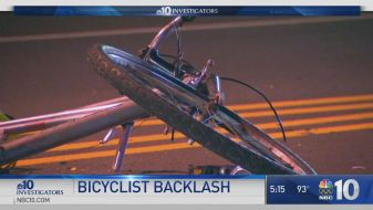 Are Bicyclists Breaking Rules In Philadelphia?