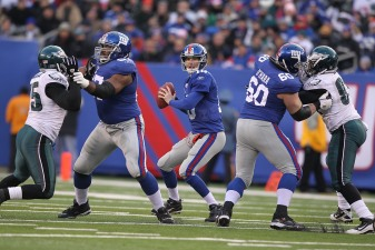 Eagles-Giants Preview: Will Vick Return?