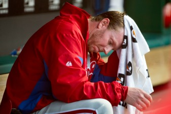 Roy Halladay's Rough Night in Cleveland
