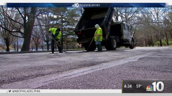 City Controller Pushes to Fix Philly Pothole Problem