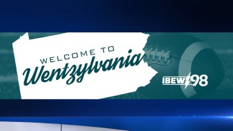 Billboard Welcomes Steelers Fans to 'Wentzylvania'
