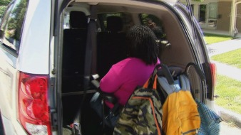 Wheelchair Users Caught in Middle of Power Struggle Between Philly Cabs and Uber