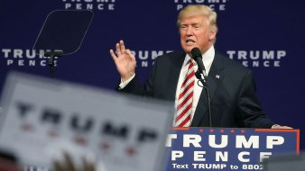 Donald Trump Steps Deeper Into Race Debate
