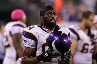 Why Not Randy Moss in Midnight Green?
