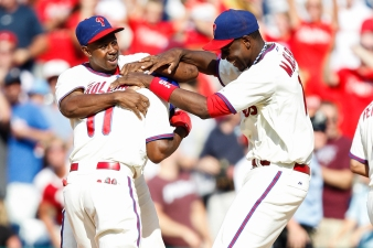 Phillies Avoid Sweep