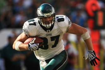 What Is Brent Celek's Ceiling in 2010?