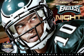 Sunday Night Is Eagles Night