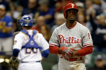 Losses Bring Phils Back To Reality