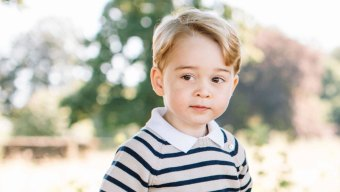 New Prince George Photos Released on His 3rd Birthday