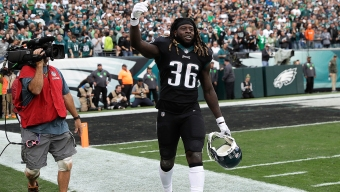 Eagles-Cowboys Rivalry Nothing New for Jay Ajayi