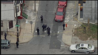 Woman Badly Hurt, Cop Struck by Bullet in Philly Dog Attack
