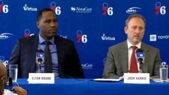 Top Takeaways From Sixers' Press Conference With Josh Harris, Elton Brand