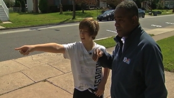 Quick-Thinking 12-Year-Old Saves Lives