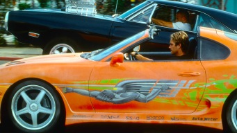 "Walker's ""Fast and the Furious"" Car Up for Auction"
