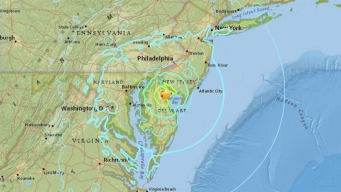Magnitude 4.1 Earthquake Rumbles Philly Region