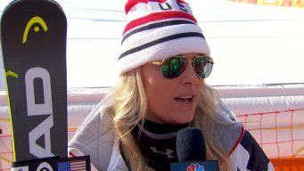 Lindsey Vonn: 'All Or Nothing' in Olympic Downhill Final