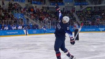 United States Advances, Defeats Slovakia 5-1