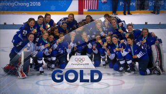 Watch America React to USA Hockey's Golden Moment