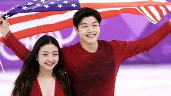 'Incredible' PyeongChang Experience for Maia, Alex Shibutani