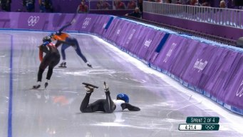 Mass Start Brings Elements of Short Track to Speed Skating
