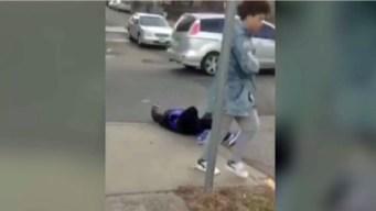 Suspect in New Jersey Sucker Punch Video Turns Himself In