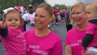 28th Annual Susan G Komen Race for the Cure in Philly