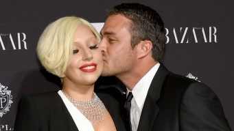 Gaga Says She and Kinney Are 'Taking a Break'