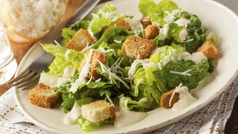 Croutons Prompt Big Recall of Chicken Caesar Salad Bowls