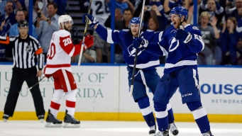 Tampa Bay Eliminates Detroit in Game 7
