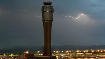 Officials Probe Why Las Vegas Airport Controller Went Silent