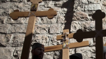 Are Jerusalem's Easter Pilgrims Taking the Wrong Path?