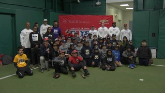 Phillies Youth Academy Celebrates MLK Day