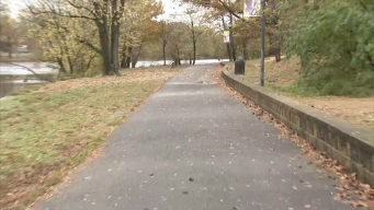 Woman Jogging on Trail Fights Off Attacker