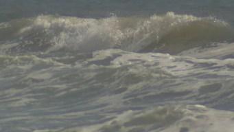 High Rip Current Risk Along NJ, Del. Beaches