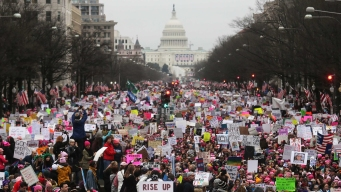 Women's Marches Across the Globe