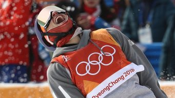 In Case You Missed It: American Nick Goepper Gets Silver