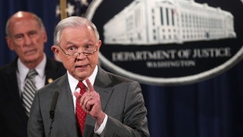 Sessions Vows Crackdown on Government's 'Culture of Leaking'