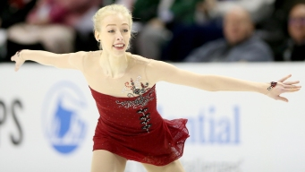 Rising Star Leads After Day 1 of US Figure Skate Tournament
