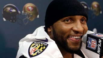 Ray Lewis' 1 Last Ride