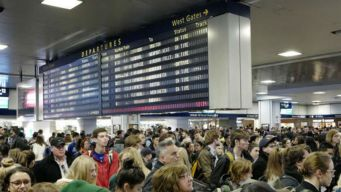 The Big Board Goes Dark for Good at Penn Station