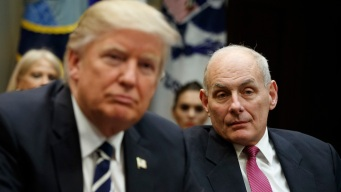 Facing Big Fights, Kelly Seeks to Restore White House Order