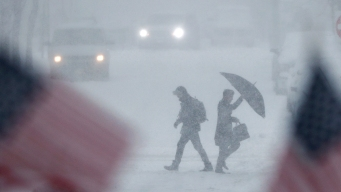 Storm Bringing Snow, Possible Blizzard Conditions, Moves In