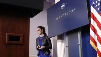 Hope Hicks to Keep White House Communications Director Job
