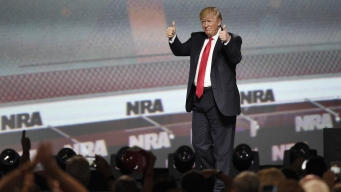 Trump Tells NRA 'You Have a True Friend' in White House