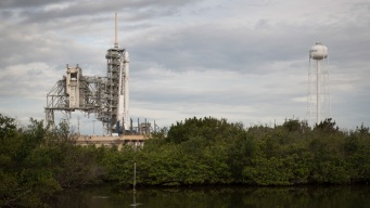 SpaceX Launches Its 1st Recycled Cargo Ship to ISS