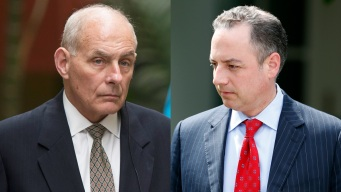DHS Chief Kelly to Replace Priebus as WH Chief of Staff