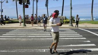 Hold the Phone: Honolulu Bans Texting While Crossing Streets