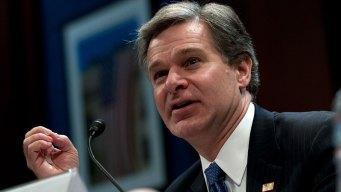 FBI Director Defends Agency After Trump's Twitter Attacks