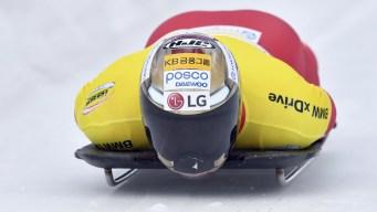 Host Korea Seeks an Olympic Sliding Breakthrough in Skeleton